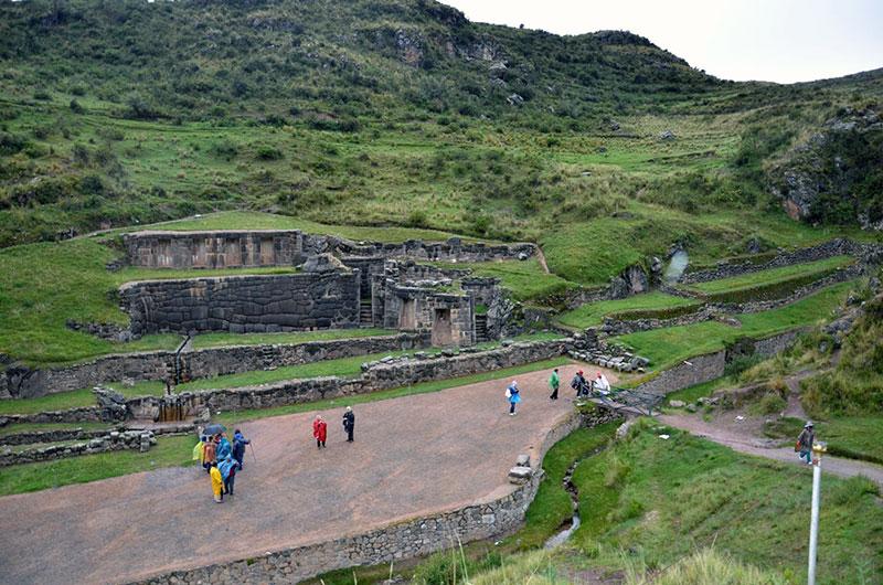 Tour nas proximidades de Cusco