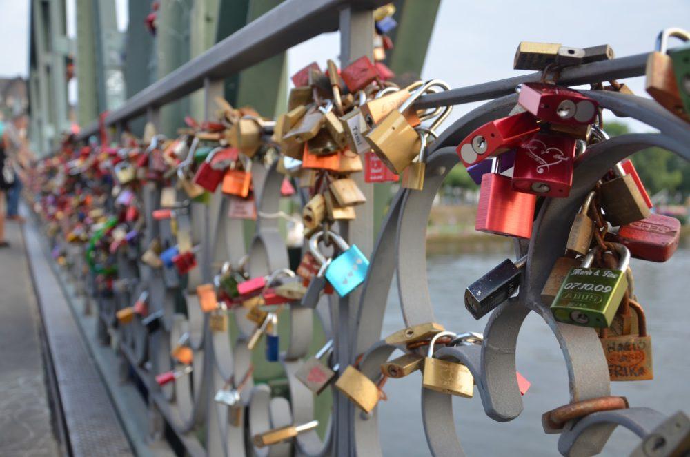 Cadeados do amor