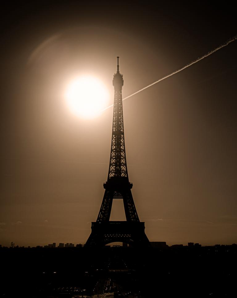 O sol de Paris