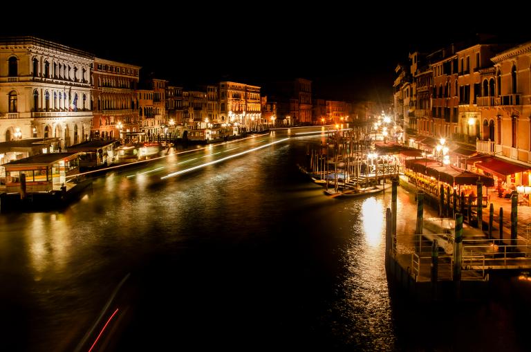 Veneza noturna